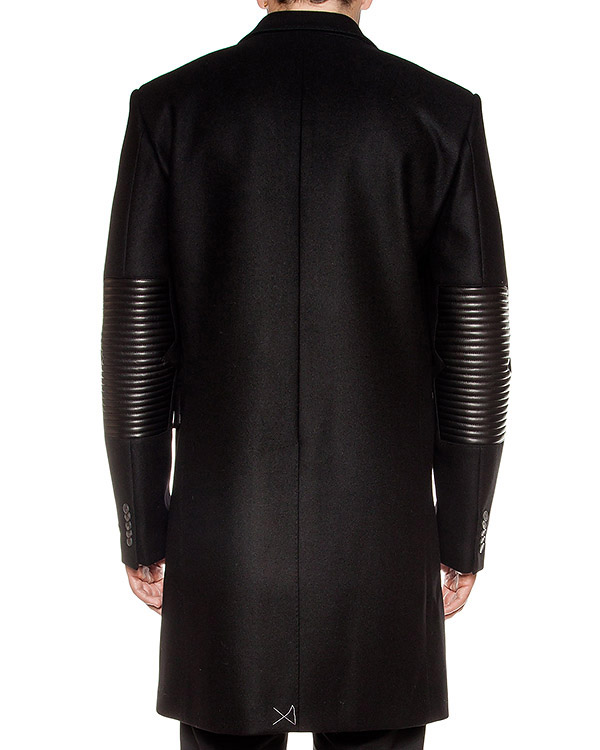 мужская пальто Les Hommes, сезон: зима 2016/17. Купить за 79800 руб. | Фото 2
