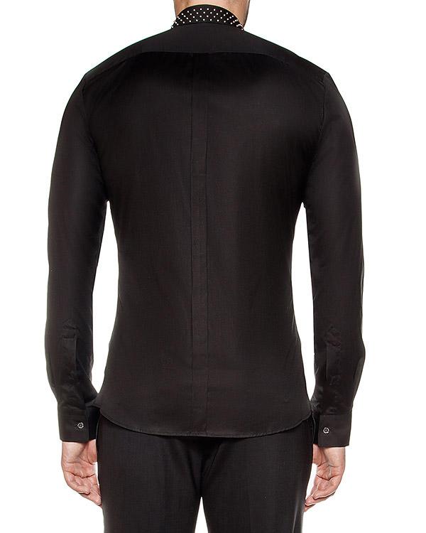 мужская рубашка Les Hommes, сезон: зима 2016/17. Купить за 26900 руб. | Фото 2