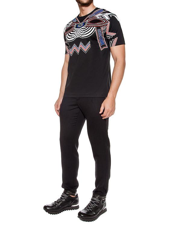 мужская футболка Les Hommes, сезон: зима 2016/17. Купить за 9600 руб. | Фото 3