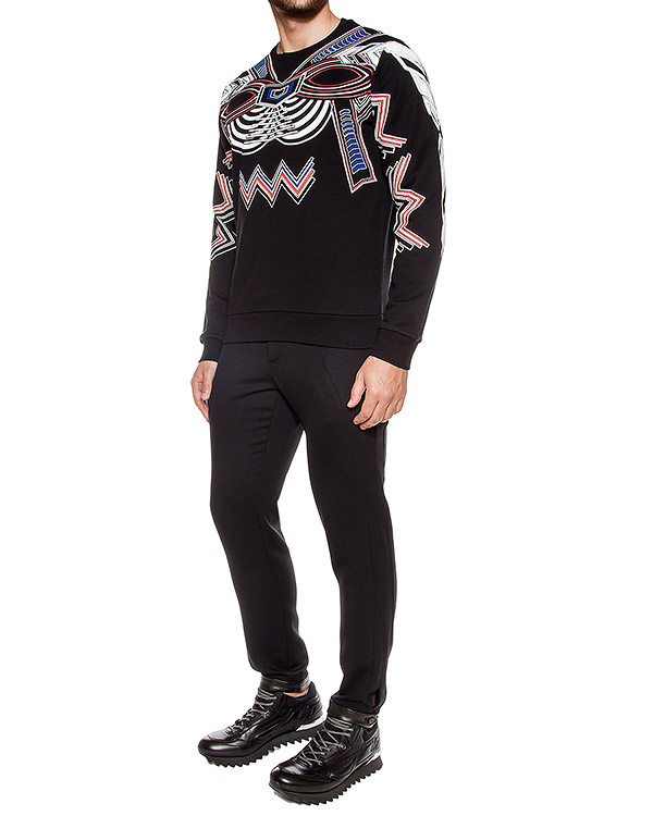 мужская свитшот Les Hommes, сезон: зима 2016/17. Купить за 13700 руб. | Фото 3
