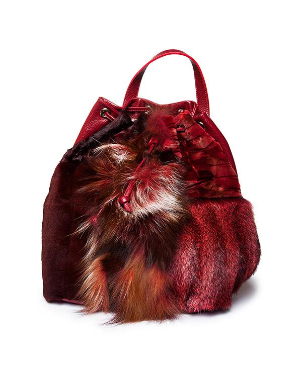 аксессуары рюкзак P.A.R.O.S.H., сезон: зима 2015/16. Купить за 17700 руб. | Фото 1