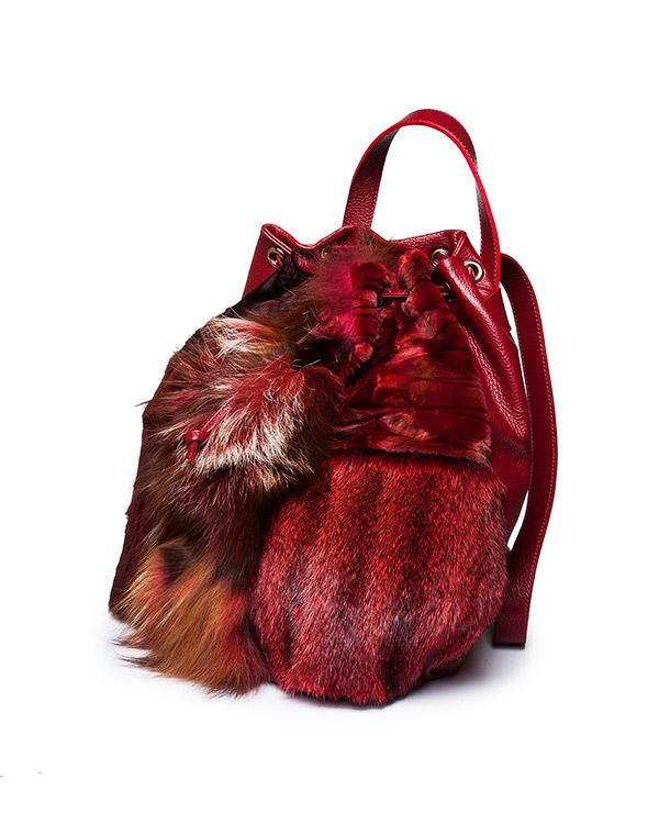 аксессуары рюкзак P.A.R.O.S.H., сезон: зима 2015/16. Купить за 17700 руб. | Фото 2