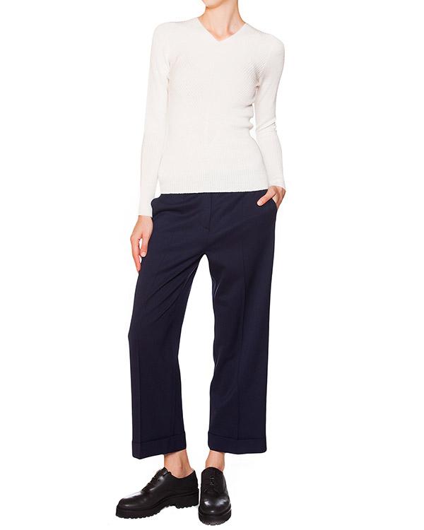 женская брюки P.A.R.O.S.H., сезон: зима 2015/16. Купить за 8500 руб. | Фото 3