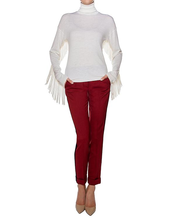 женская брюки P.A.R.O.S.H., сезон: зима 2016/17. Купить за 20000 руб.   Фото 3