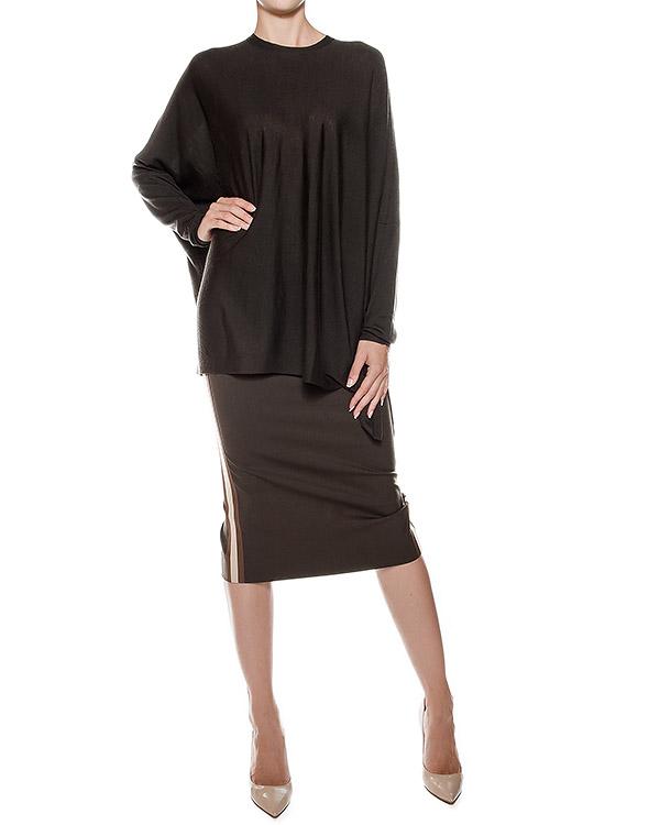 женская юбка P.A.R.O.S.H., сезон: зима 2016/17. Купить за 16100 руб. | Фото 3