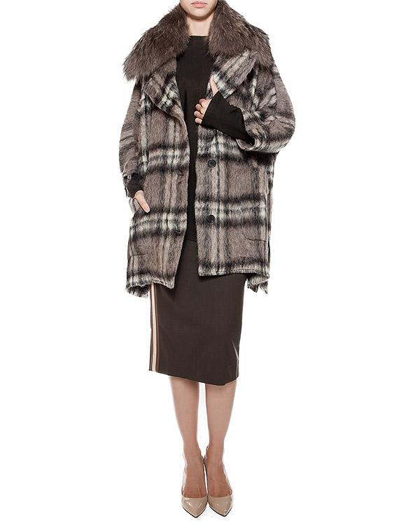 женская пальто P.A.R.O.S.H., сезон: зима 2016/17. Купить за 37300 руб. | Фото 3