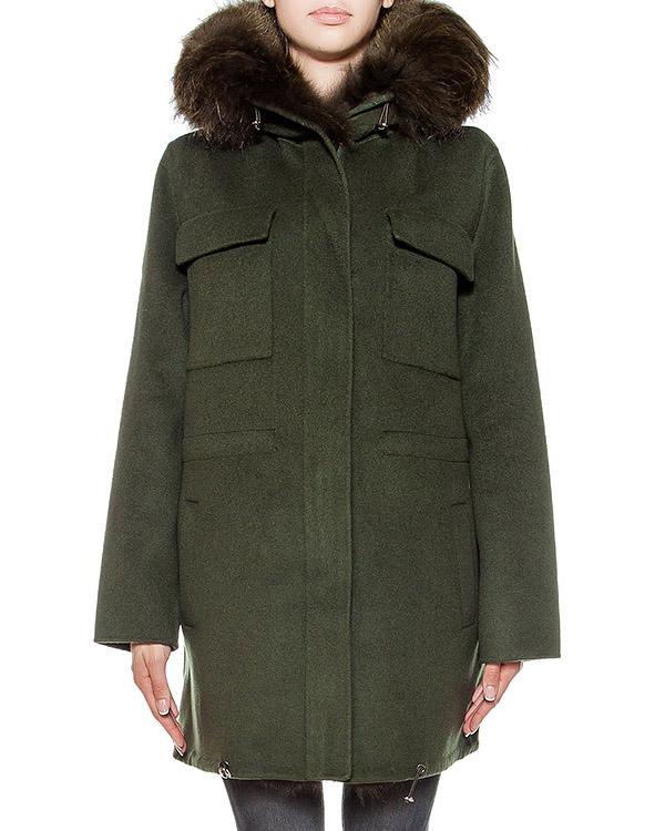 женская пальто P.A.R.O.S.H., сезон: зима 2016/17. Купить за 54300 руб. | Фото 1