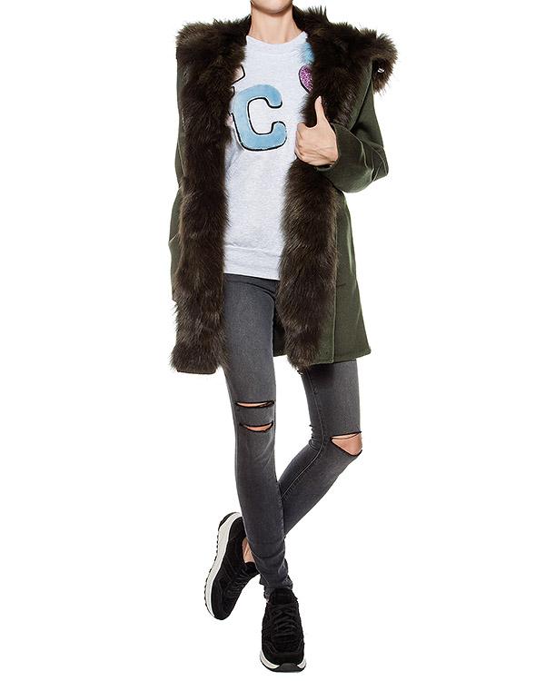 женская пальто P.A.R.O.S.H., сезон: зима 2016/17. Купить за 54300 руб. | Фото 3