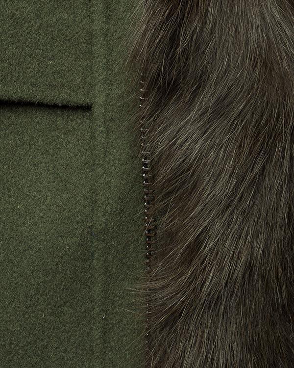 женская пальто P.A.R.O.S.H., сезон: зима 2016/17. Купить за 54300 руб. | Фото 4