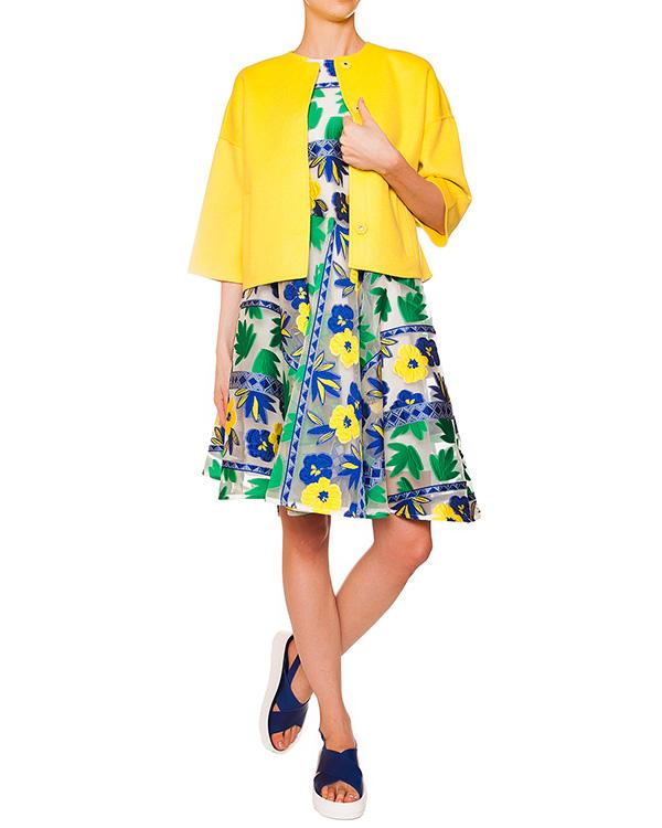 женская жакет P.A.R.O.S.H., сезон: лето 2016. Купить за 19400 руб. | Фото 3