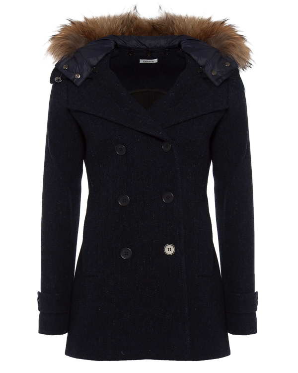 пальто  артикул LOONEY430140Z марки P.A.R.O.S.H. купить за 46000 руб.