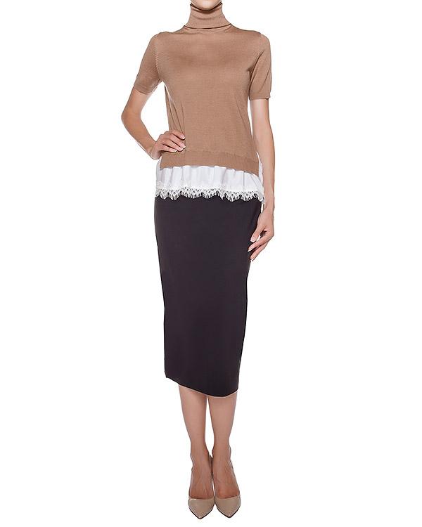женская юбка P.A.R.O.S.H., сезон: зима 2016/17. Купить за 13400 руб. | Фото 3