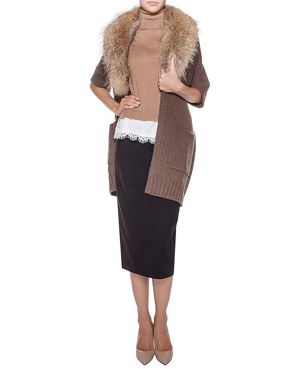 женская кардиган P.A.R.O.S.H., сезон: зима 2016/17. Купить за 35800 руб. | Фото 3