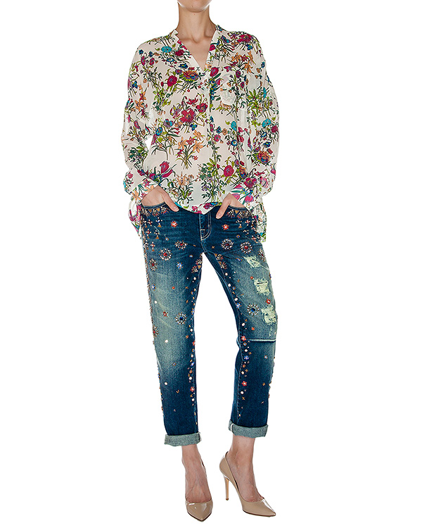 женская блуза Essentiel, сезон: лето 2016. Купить за 10700 руб. | Фото 3
