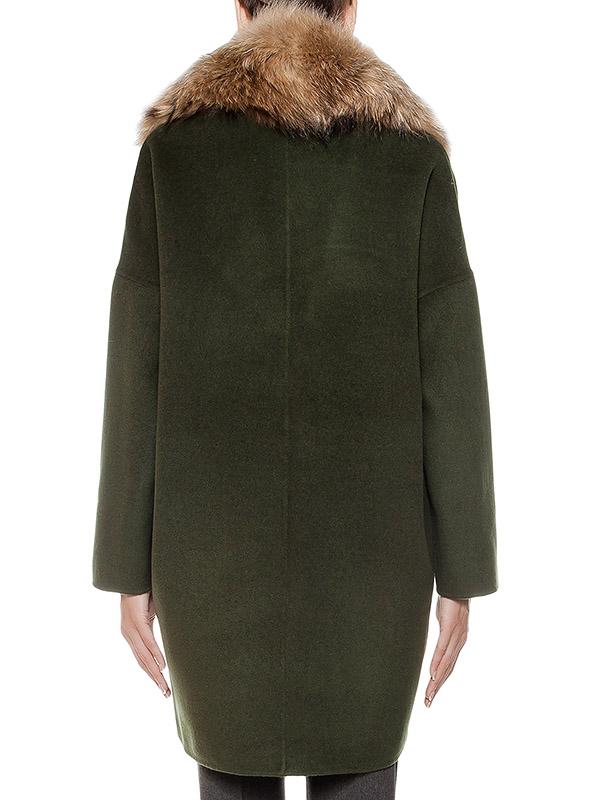 женская пальто P.A.R.O.S.H., сезон: зима 2016/17. Купить за 41000 руб. | Фото 2