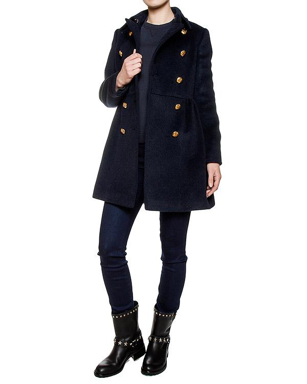 женская пальто Valentino Red, сезон: зима 2016/17. Купить за 35400 руб. | Фото $i