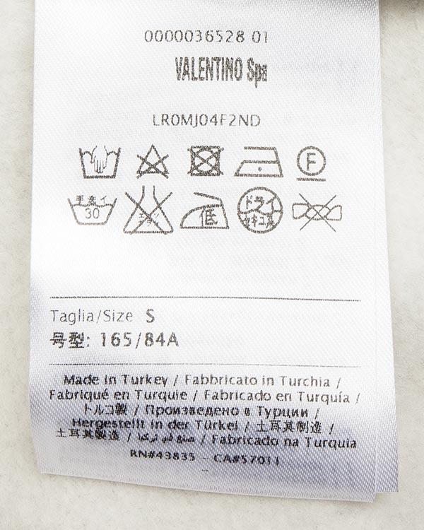 женская платье Valentino Red, сезон: зима 2016/17. Купить за 23300 руб. | Фото $i
