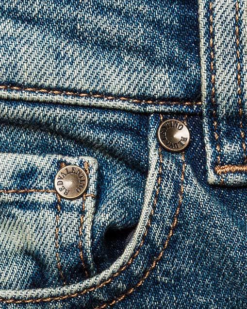 женская джинсы Valentino Red, сезон: зима 2016/17. Купить за 20200 руб. | Фото 4