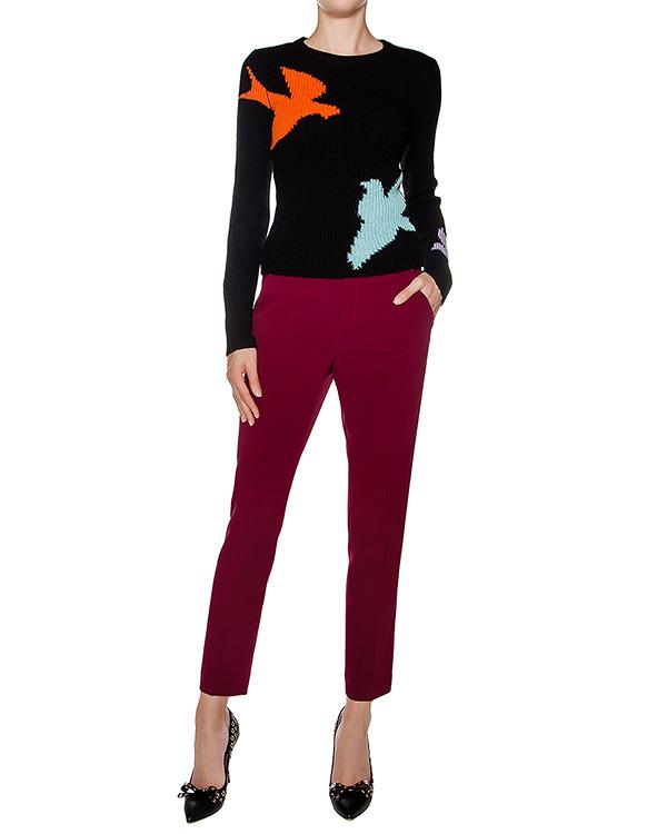 женская брюки Valentino Red, сезон: зима 2016/17. Купить за 12000 руб. | Фото 3