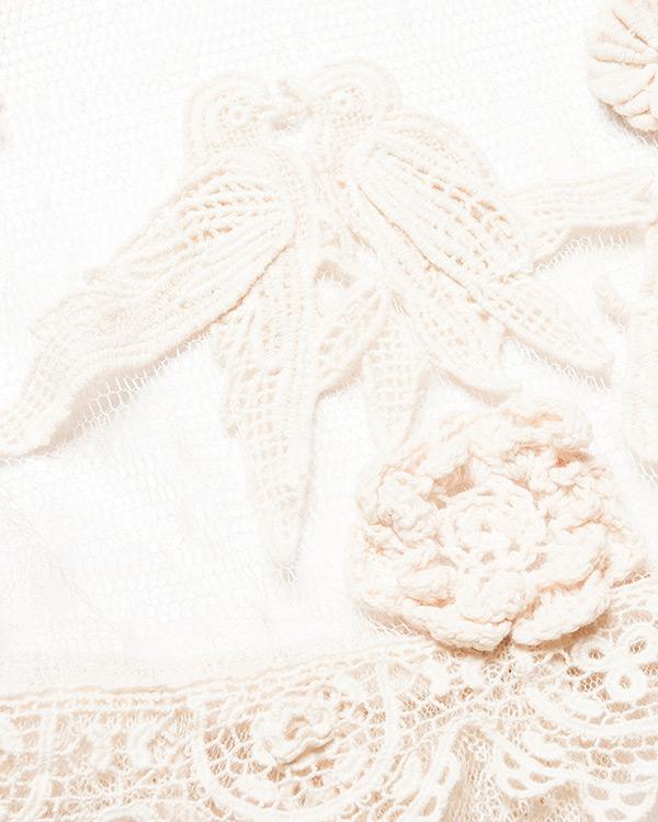 женская платье Valentino Red, сезон: зима 2016/17. Купить за 40200 руб. | Фото 4