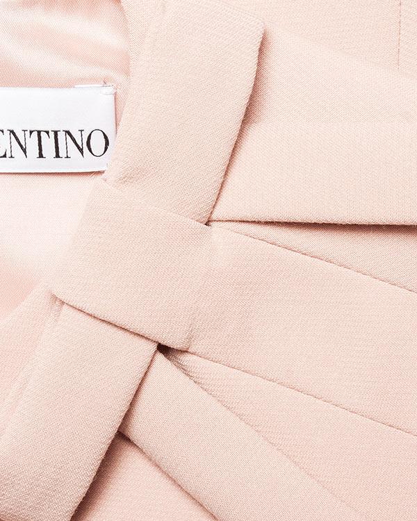 женская платье Valentino Red, сезон: зима 2016/17. Купить за 17200 руб.   Фото 4