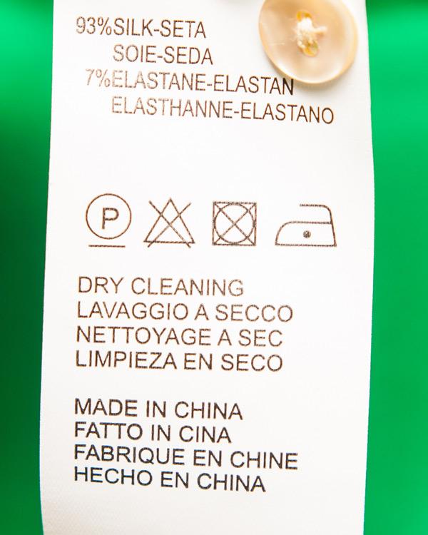 женская блуза P.A.R.O.S.H., сезон: лето 2014. Купить за 11900 руб. | Фото 5