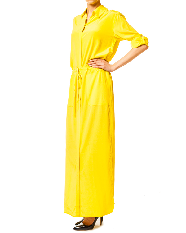 женская платье P.A.R.O.S.H., сезон: лето 2014. Купить за 17400 руб. | Фото 2