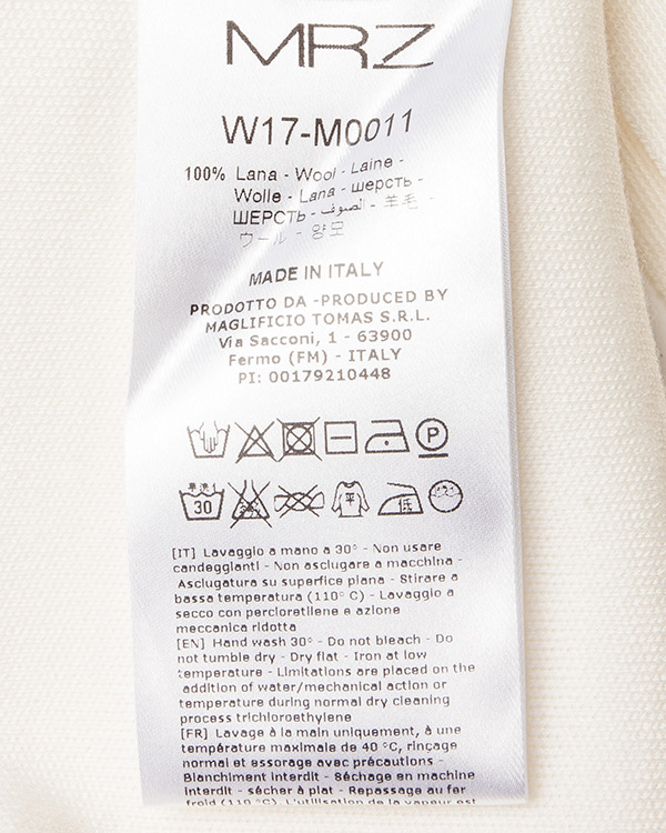женская джемпер MRZ, сезон: зима 2016/17. Купить за 14600 руб. | Фото 5