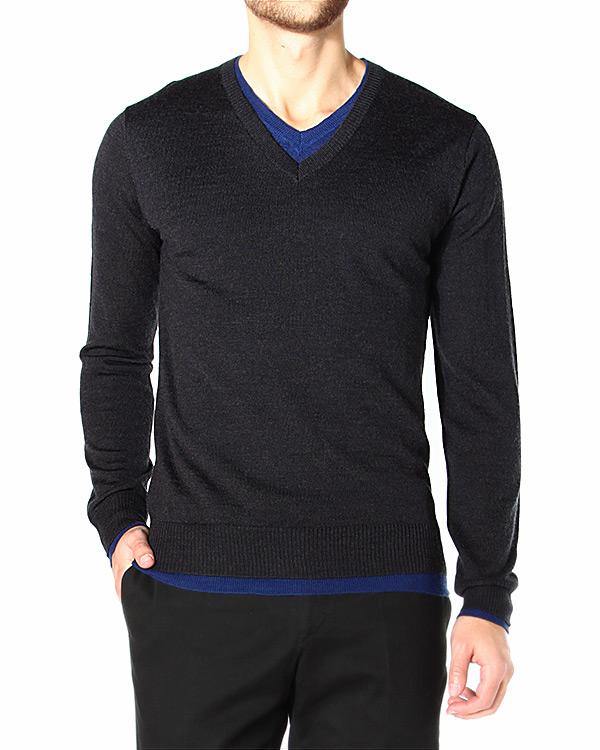 мужская пуловер Brian Dales, сезон: зима 2014/15. Купить за 5900 руб. | Фото 1