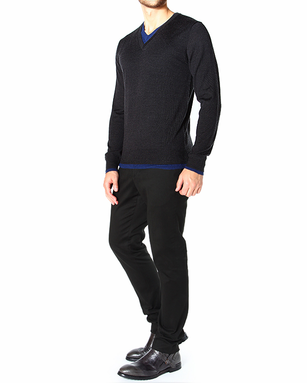 мужская пуловер Brian Dales, сезон: зима 2014/15. Купить за 5900 руб. | Фото 3