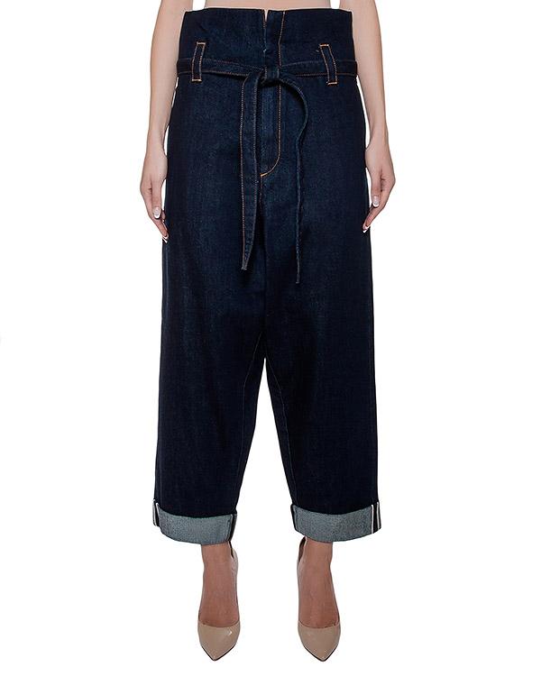 женская джинсы MALLONI, сезон: зима 2016/17. Купить за 13300 руб. | Фото 1