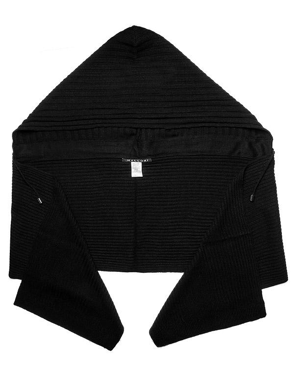 шарф крупной вязки, стилизованный под капюшон артикул M16I93058 марки MALLONI купить за 6800 руб.