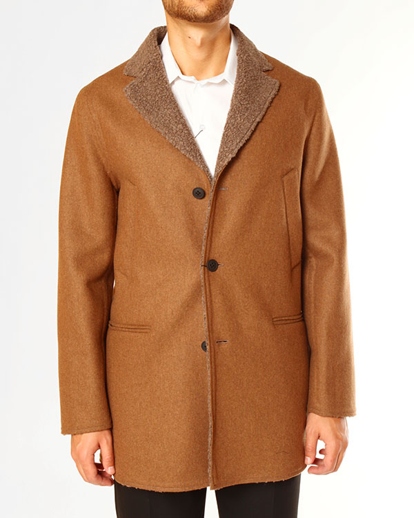 мужская пальто EMPORIO ARMANI, сезон: зима 2013/14. Купить за 14900 руб. | Фото 1