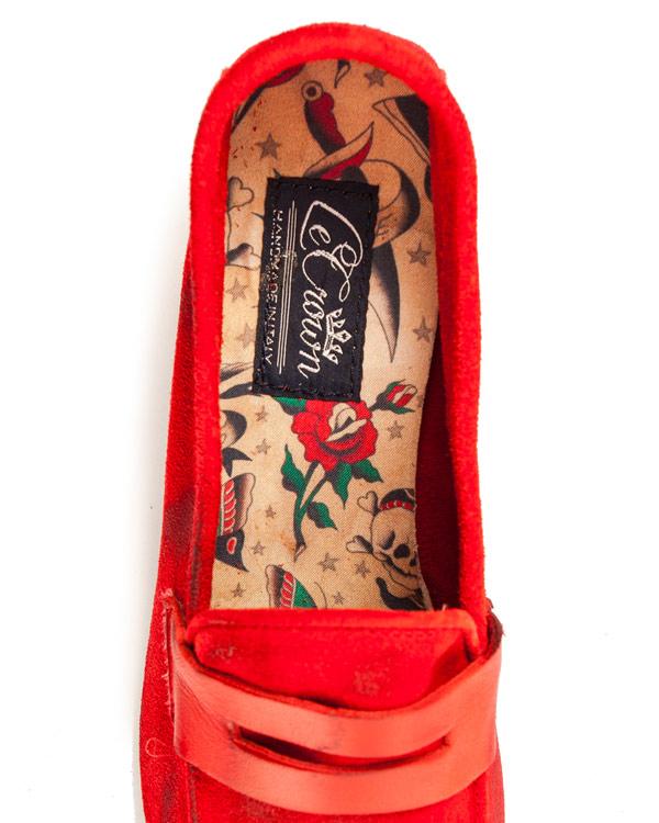 женская лоуферы Le Crown, сезон: лето 2014. Купить за 6300 руб. | Фото 4