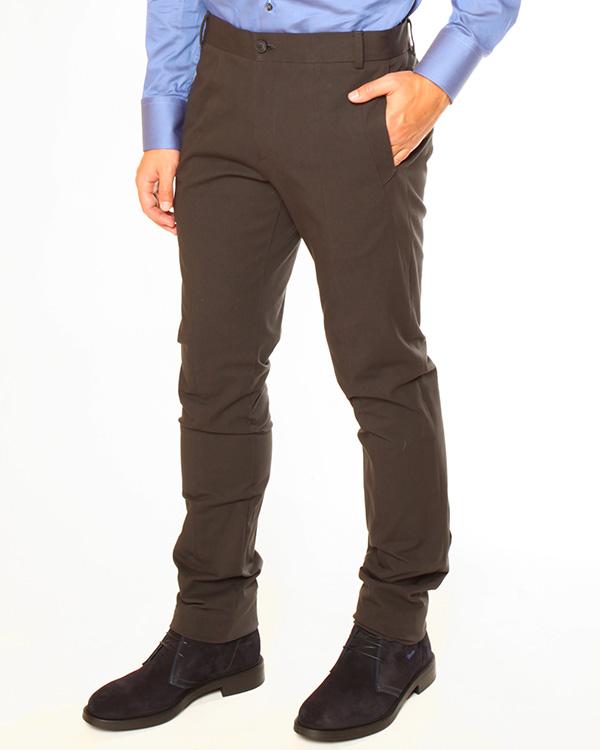 мужская брюки EMPORIO ARMANI, сезон: зима 2013/14. Купить за 6800 руб. | Фото 1
