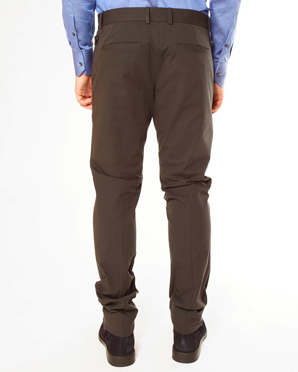 мужская брюки EMPORIO ARMANI, сезон: зима 2013/14. Купить за 6800 руб. | Фото 2