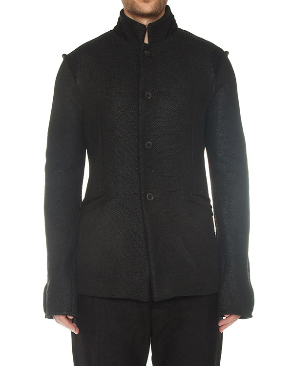 пиджак из вискозы и шерсти с покрытием артикул M21569275 марки Lost&Found купить за 68000 руб.