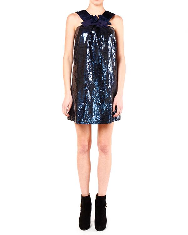 женская платье EMPORIO ARMANI, сезон: зима 2013/14. Купить за 12300 руб. | Фото 1