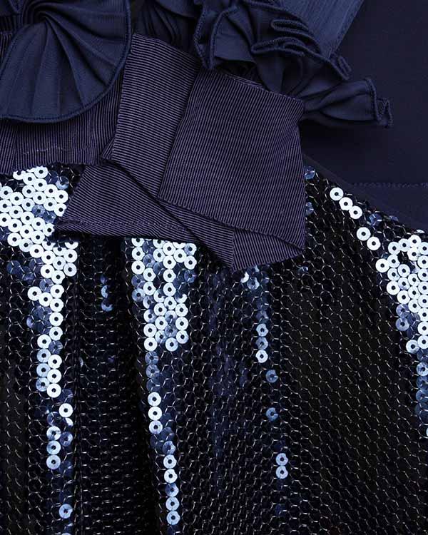 женская платье EMPORIO ARMANI, сезон: зима 2013/14. Купить за 12300 руб. | Фото 4