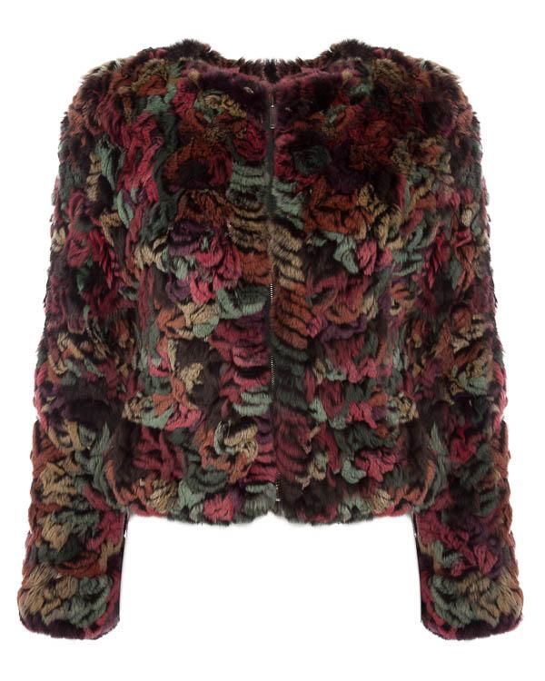 женская куртка EMPORIO ARMANI, сезон: зима 2013/14. Купить за 45000 руб. | Фото 1