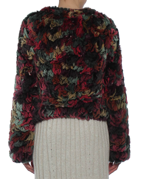 женская куртка EMPORIO ARMANI, сезон: зима 2013/14. Купить за 45000 руб. | Фото 3