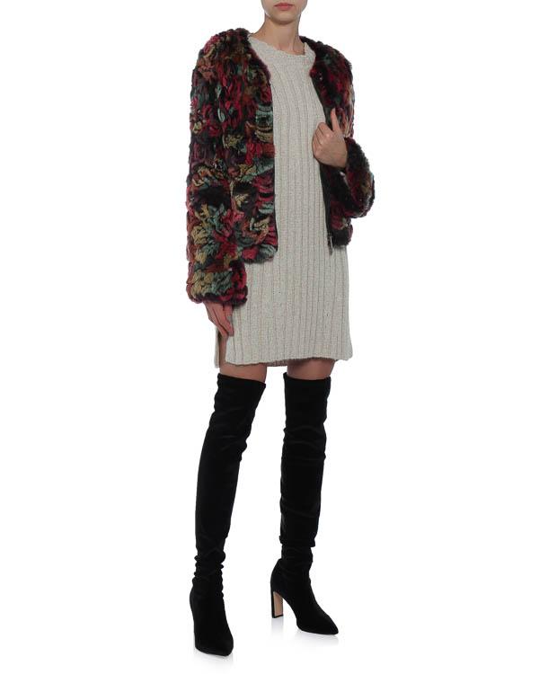 женская куртка EMPORIO ARMANI, сезон: зима 2013/14. Купить за 45000 руб. | Фото 4