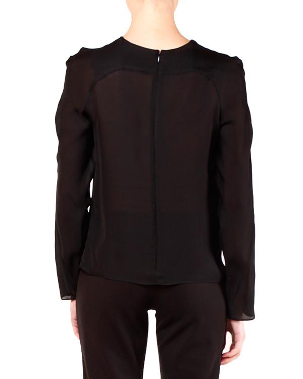 женская блуза EMPORIO ARMANI, сезон: зима 2013/14. Купить за 7800 руб. | Фото 2
