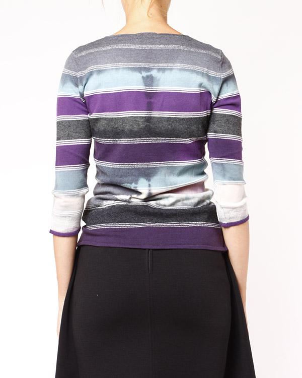 женская пуловер EMPORIO ARMANI, сезон: зима 2013/14. Купить за 6800 руб. | Фото 2