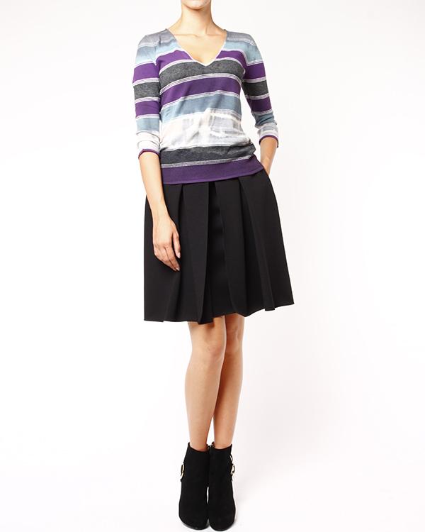 женская пуловер EMPORIO ARMANI, сезон: зима 2013/14. Купить за 6800 руб. | Фото 3