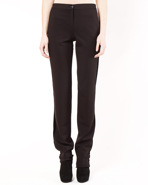 женская брюки EMPORIO ARMANI, сезон: зима 2013/14. Купить за 5500 руб. | Фото 1