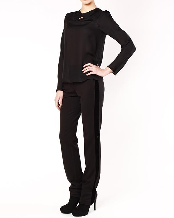 женская брюки EMPORIO ARMANI, сезон: зима 2013/14. Купить за 5500 руб. | Фото 3