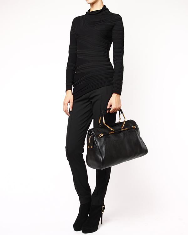 женская брюки EMPORIO ARMANI, сезон: зима 2013/14. Купить за 7300 руб. | Фото $i