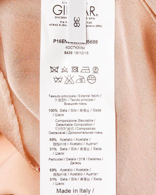 женская платье № 21, сезон: лето 2016. Купить за 58300 руб. | Фото 5