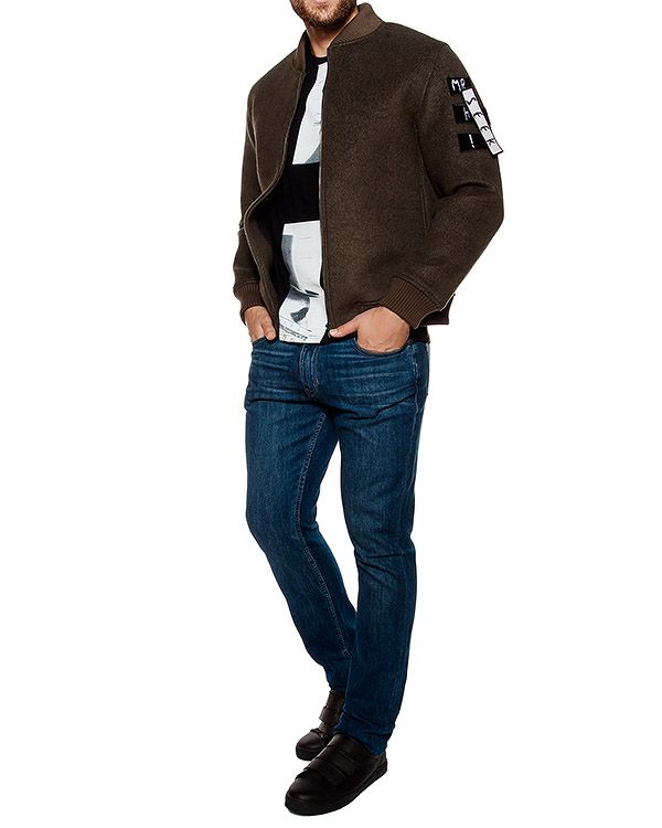 мужская джинсы Paige, сезон: зима 2016/17. Купить за 20800 руб. | Фото 3